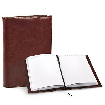 anteckningsbok i skinn 1