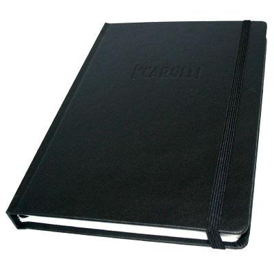 anteckningsbok konstlader