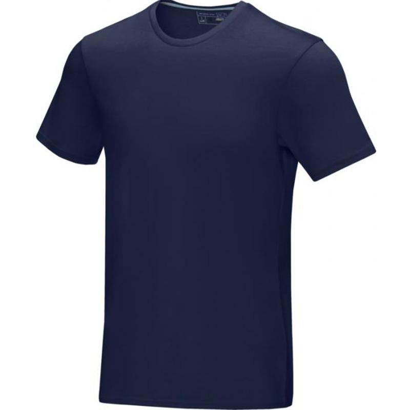 azurite ekologisk t shirt 1 marinbla