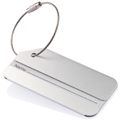 bagagebricka aluminium