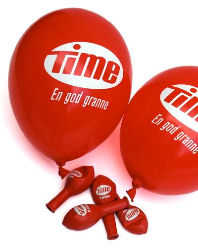 ballonger m tryck Time