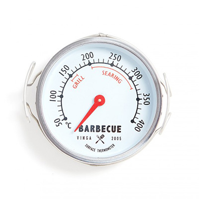 Yttermometer Barbecue