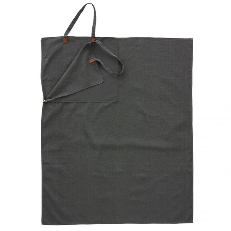 Canvas Bag Blanket