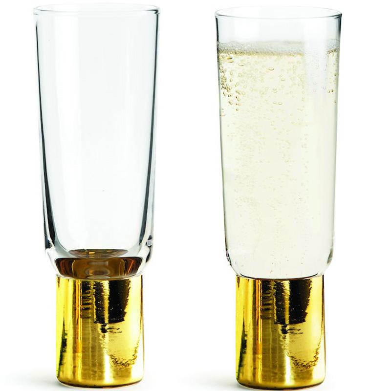 club campagneglas guld 1
