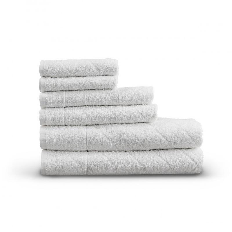 collins handduksset vit