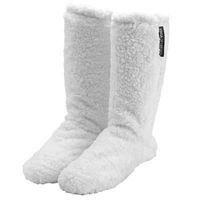 cosy socks offwhite