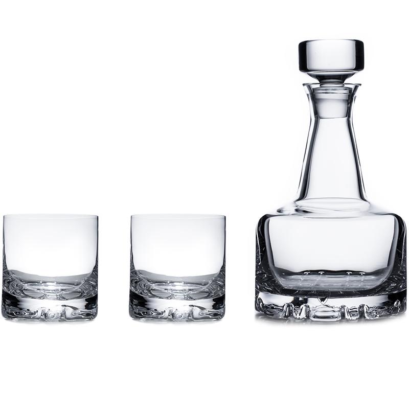 erik karaff double old fashioned glas 1