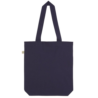 fair wear bomullskasse navy