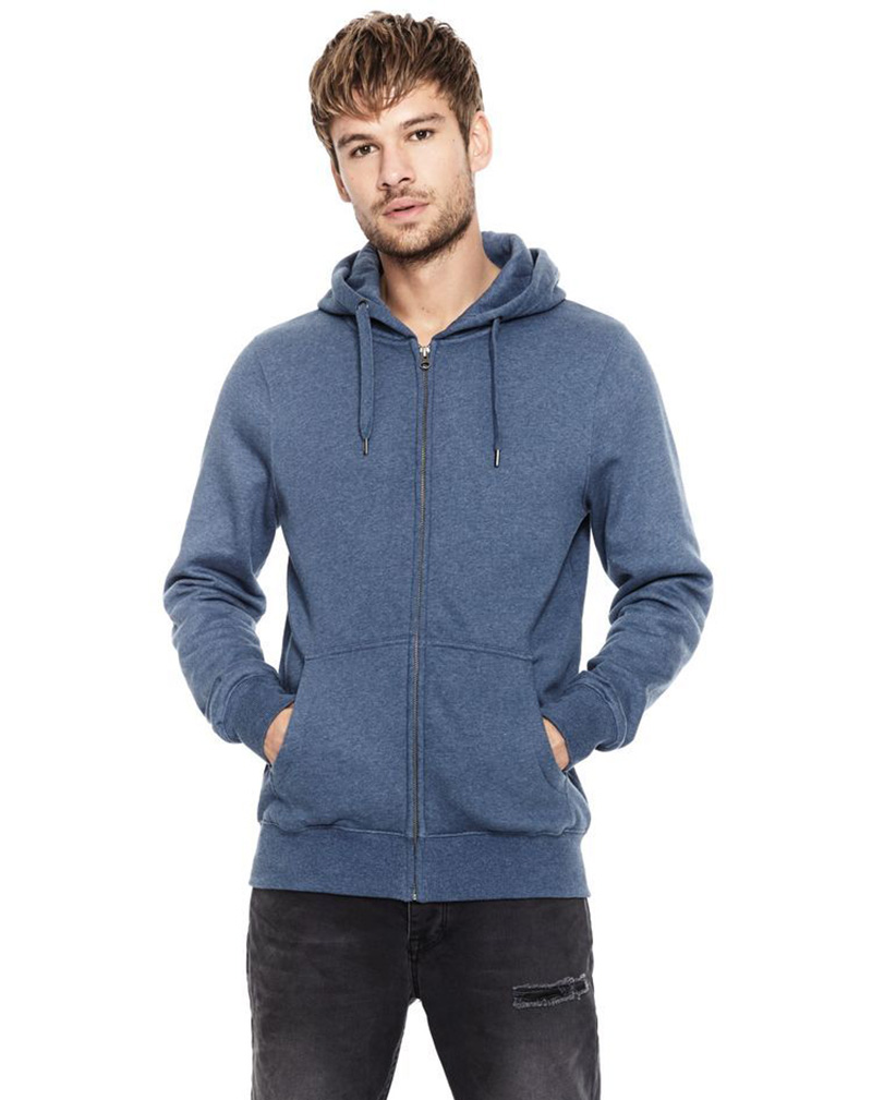 fair wear zip hood EP51Z miljo 1