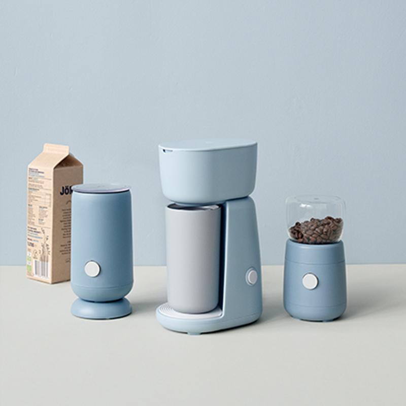 foodie single cup kaffebryggare 1