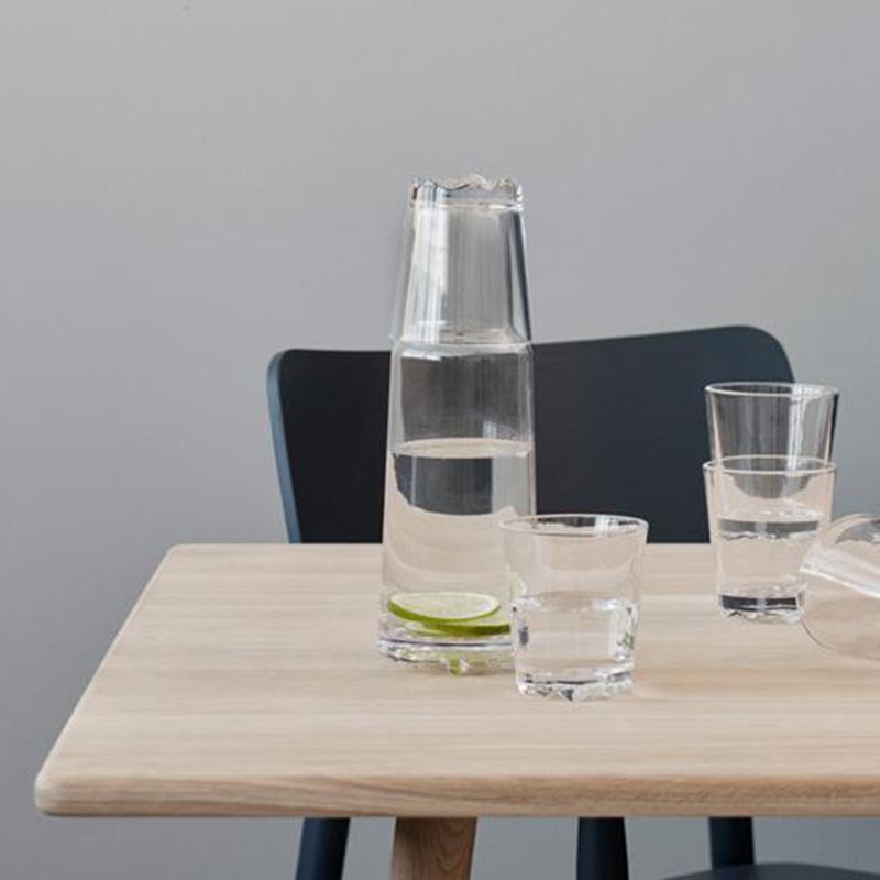 galcier karaff med glas 1