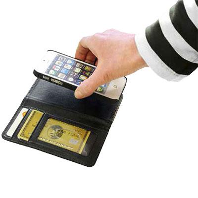 iPhoneplanbok magnet inside