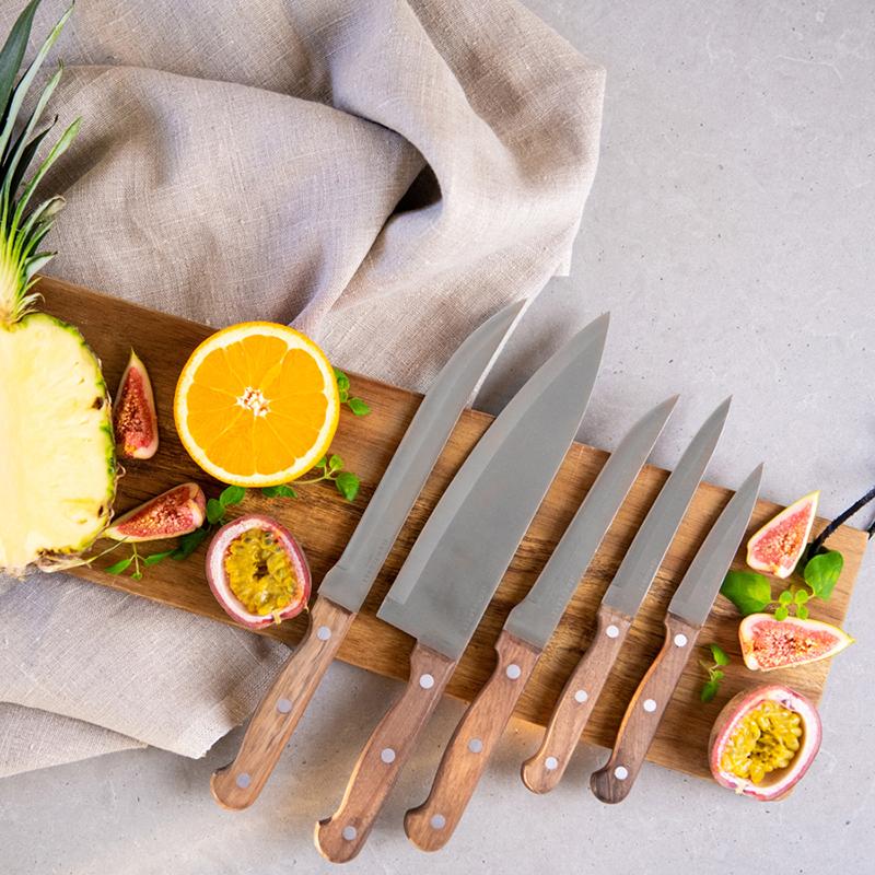 jernverket knivset magnetisk knivblock 1