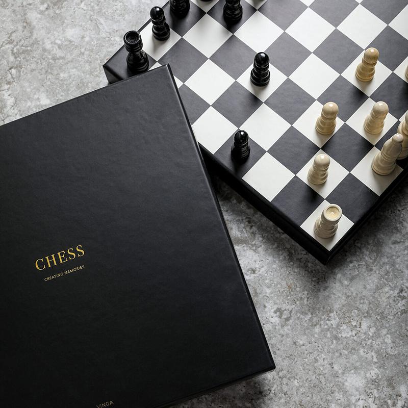 klassiskt schackspel 1