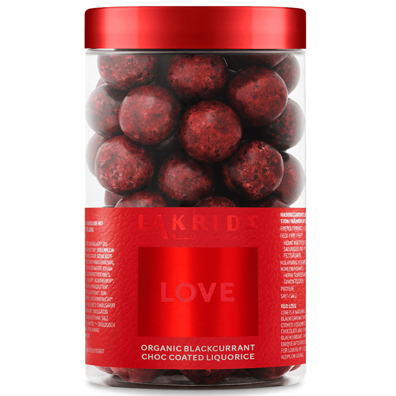 lakrids red love 250g