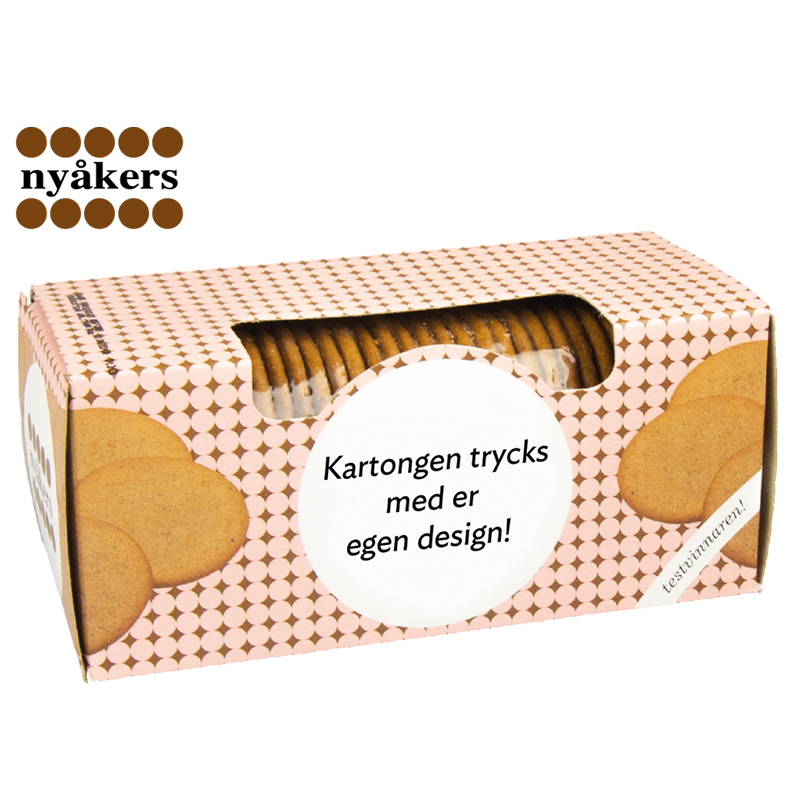 nyakers pepparkakor 150g 1