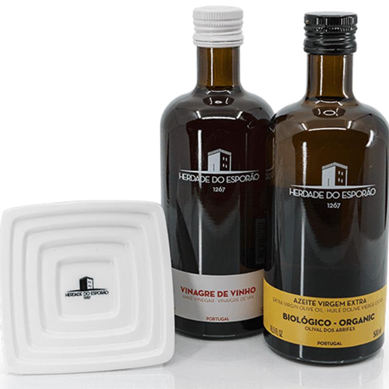 olivolja vinager tasting set 500ml 1