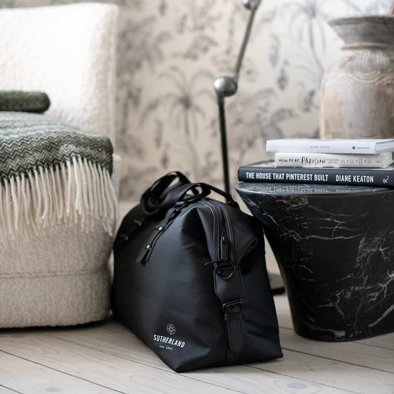 trendig duffelbag nylon 1