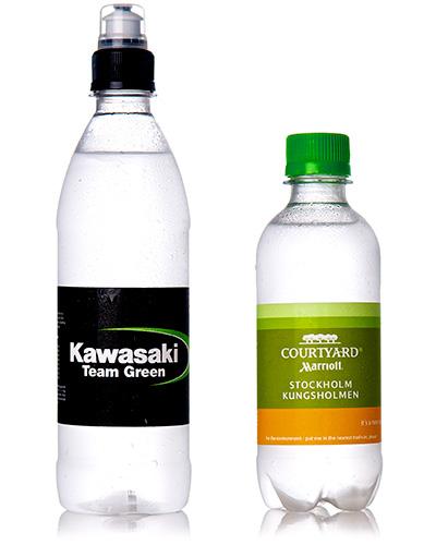 vatten flaska 50cl 33cl