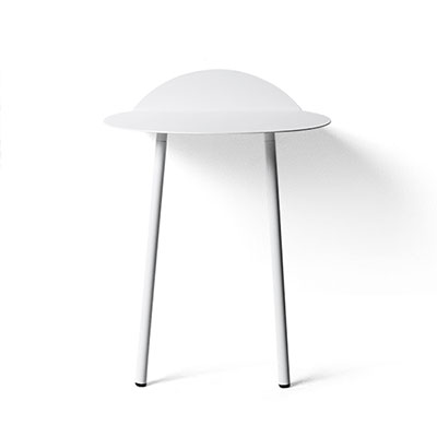 yeh wall table low white 1