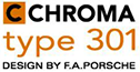 CHROMA type 301 by F.A. Porsche