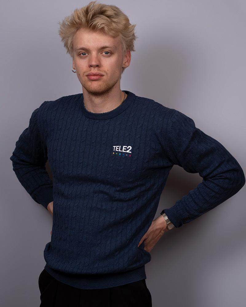 Tele2 pullover