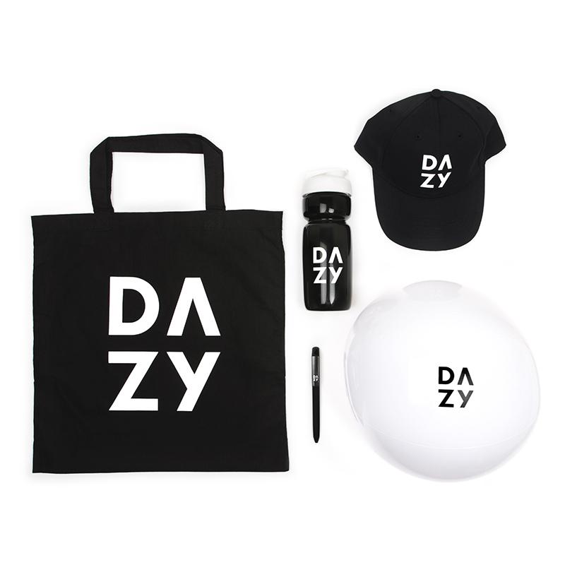 dazy goodiebag